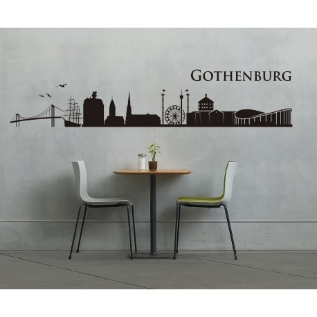 GOTEMBURGO SKYLINE